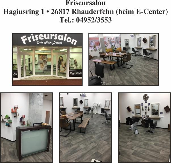 Salon E-Center Rhauderfehn